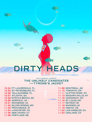 Dirty Heads, Rapids Theatre, Niagara Falls