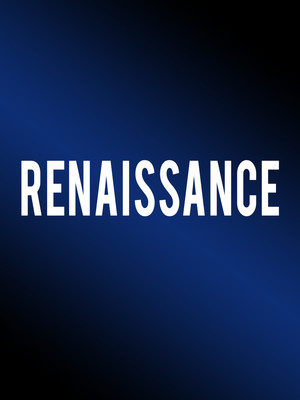 Renaissance, Town Hall Theater, New York
