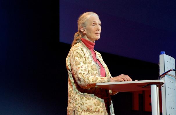 Jane Goodall, FirstOntario Concert Hall, Hamilton