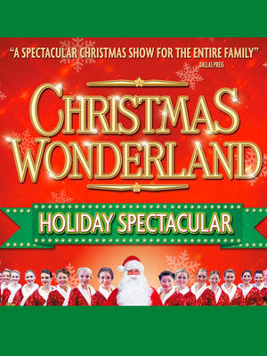 A Christmas Holiday Spectacular at Fisher Theatre