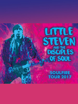 Little Steven and the Disciples of Soul Poster
