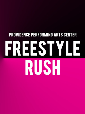 Freestyle Rush Poster