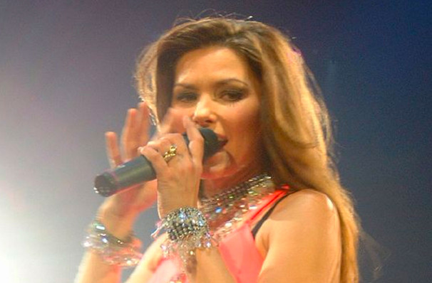 Shania Twain, Smoothie King Center, New Orleans