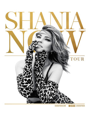 Shania Twain at Rogers Place