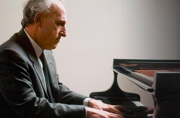 Maurizio Pollini, Symphony Center Orchestra Hall, Chicago