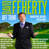 David Feherty, Robinson Center Music Hall, Little Rock