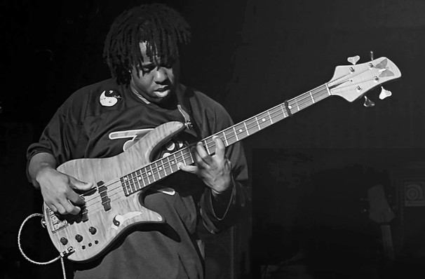 Victor Wooten, The Broadberry, Richmond