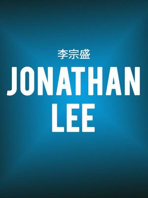 Jonathan Lee Poster
