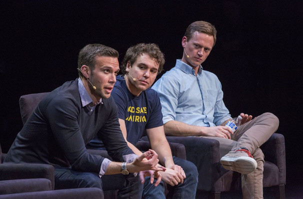 Pod Save America, Durham Performing Arts Center, Durham