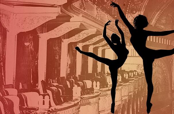 A Golden Celebration of Dance, Auditorium Theatre, Chicago