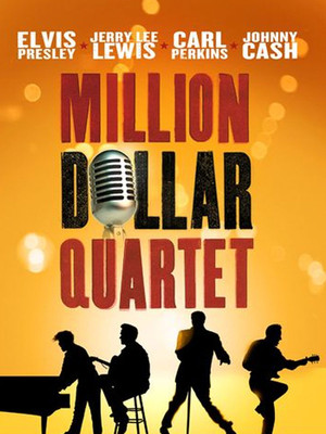 Million Dollar Quartet at Panasonic Theatre