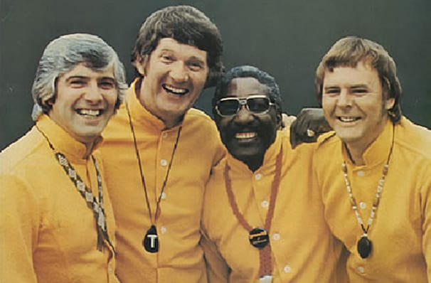 The Spinners, Casino Avalon Ballroom, Niagara Falls