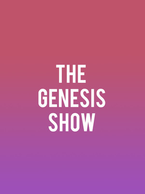 The Genesis Show at Keswick Theater