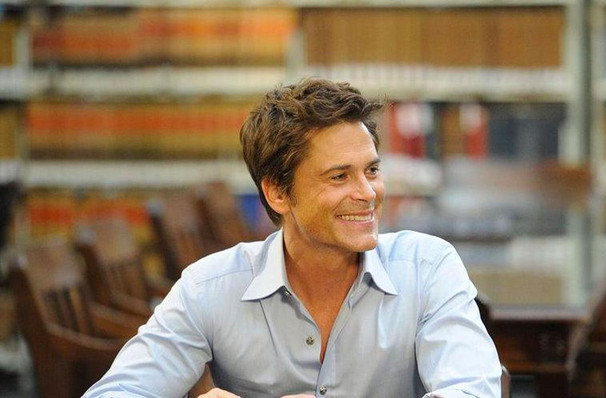Rob Lowe, Mccallum Theatre, Palm Desert