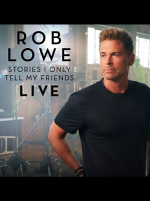 Rob Lowe at San Jose Center for Performing Arts