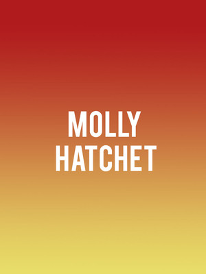 Molly Hatchet, Arcada Theater, Aurora