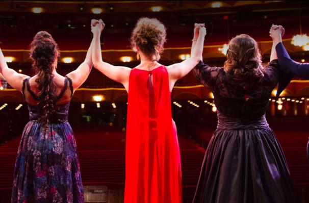 Metropolitan Opera National Council Grand Finals Concert, Metropolitan Opera House, New York