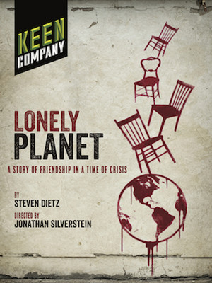 Lonely Planet Poster