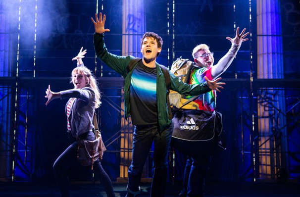 The Lightning Thief The Percy Jackson Musical, Ordway Music Theatre, Saint Paul