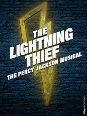The Lightning Thief: The Percy Jackson Musical Poster