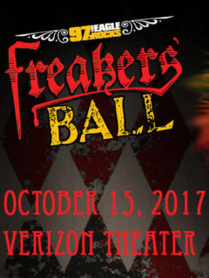 Freakers' Ball Poster