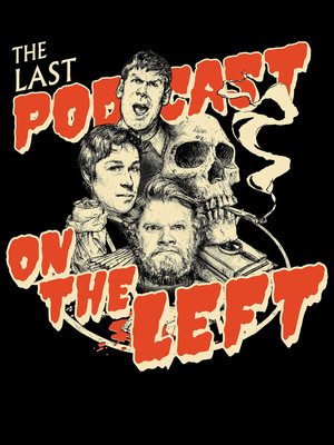 Last Podcast On The Left, Waiting Room Lounge, Omaha