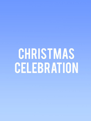 Christmas Celebration Poster