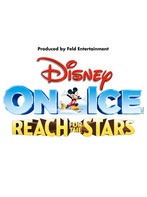 Disney On Ice: Reach For The Stars Poster
