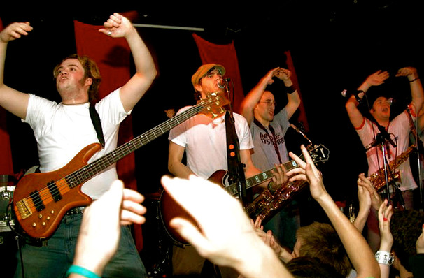 Don't miss Streetlight Manifesto, strictly limited run