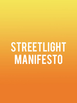 Streetlight Manifesto at The Van Buren