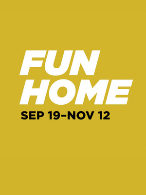 Fun Home at Victory Gardens Biograph Theatre