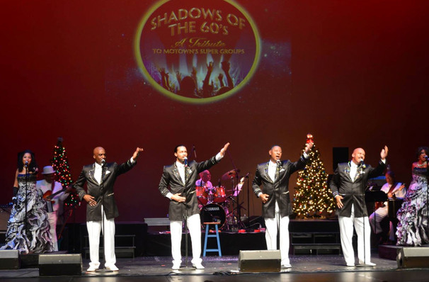 Shadows Of The 60s, Keswick Theater, Philadelphia