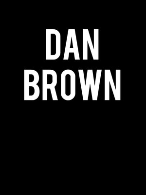 Dan Brown Poster