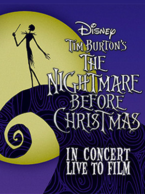 Atlanta Symphony Orchestra - The Nightmare Before Christmas Poster
