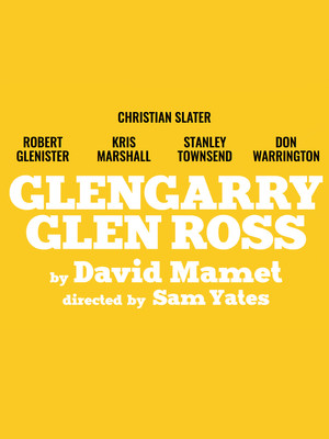 Glengarry Glen Ross, Playhouse Theatre, London