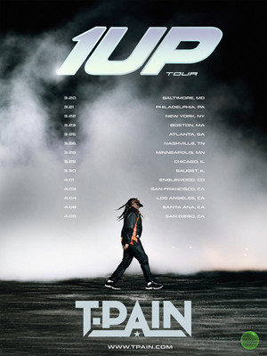 T-Pain at The Aztec Theatre