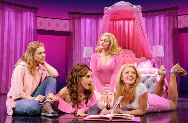 Mean Girls, August Wilson Theater, New York