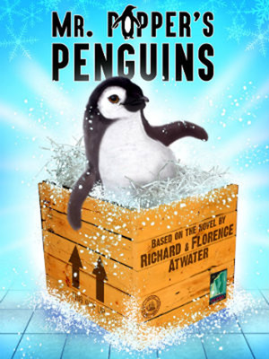 Mr. Popper's Penguins at Merriam Theater