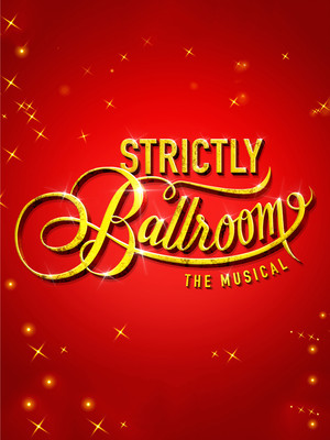 Strictly Ballroom Poster