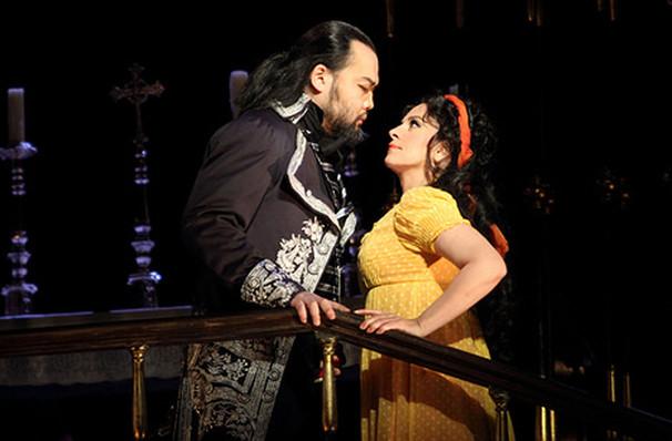 Tosca, Royal Opera House, London