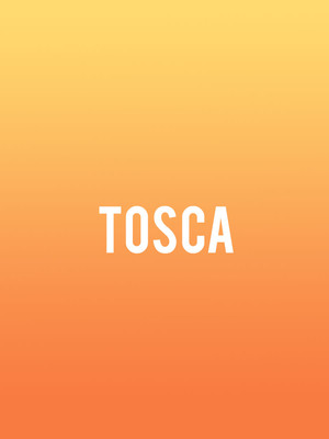 Tosca at Royal Opera House