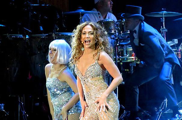 Jennifer Lopez, Zappos Theater at Planet Hollywood, Las Vegas