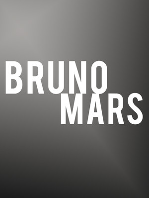 Bruno Mars - Park Theater at Park MGM, Las Vegas, NV
