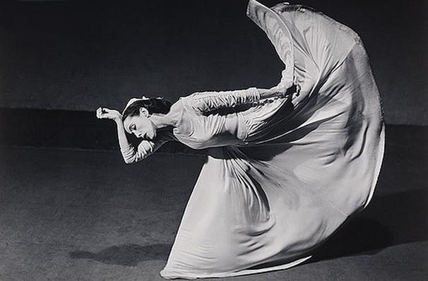 Martha Graham Dance Company, Granada Theatre, Santa Barbara