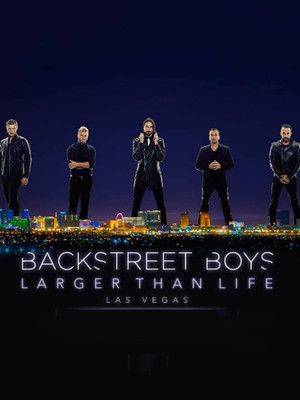 Backstreet Boys at The Axis at Planet Hollywood Resort and Casino