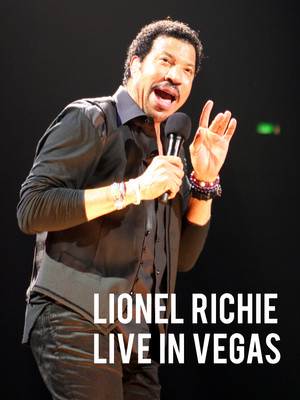 Lionel Richie at The Axis at Planet Hollywood Resort and Casino