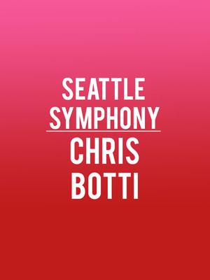 Seattle Symphony - Chris Botti at Benaroya Hall
