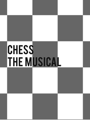 Chess - The Musical Poster