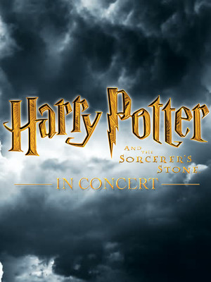Chicago Symphony Orchestra - Harry Potter and the Sorcerers Stone in Concert Poster