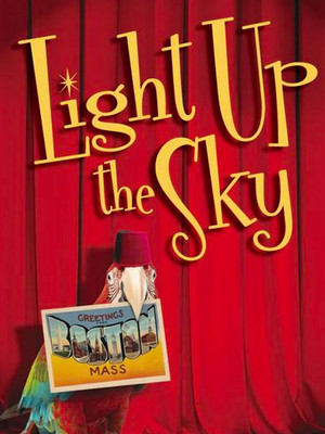 Light Up The Sky Poster
